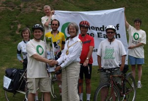 Chepstow Friends of the Earth's local transport campaign